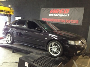 Accord Type R - 222hp & 231Nm