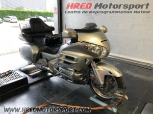 Débridage et Optimisation Honda Goldwing 1800cm3 2005-2017