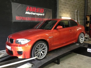 BMW 1M - 415hp & 601Nm